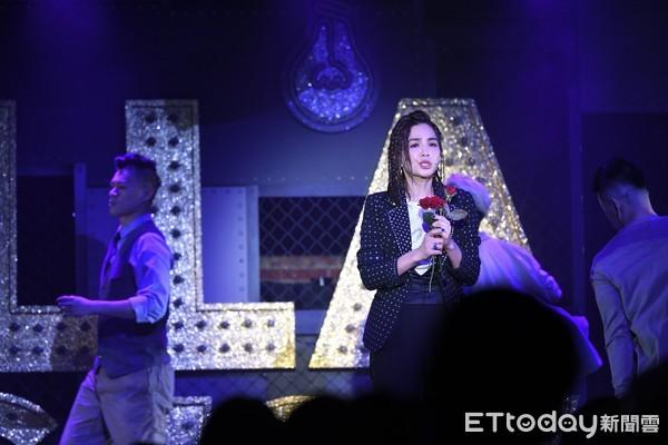 ▲▼Ella陳嘉樺「生日X快樂X派對」生日音樂會 。(圖/記者湯興漢攝)