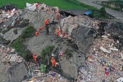 四川規模6地震 無台籍旅客傷亡