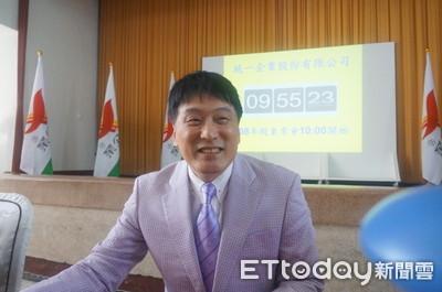 統一入股熊津食品 羅智先:藉韓流創造亞洲流通大平台