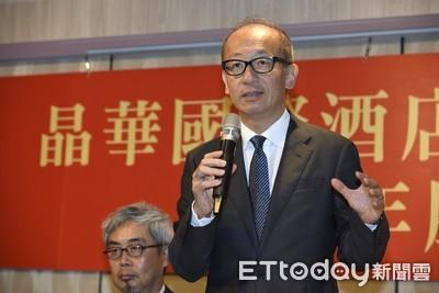 飯店龍頭晶華點出小英勝選關鍵 潘思亮:台灣開啟黃金十年