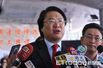 林右昌回嗆韓國瑜:選到現在只剩一張嘴