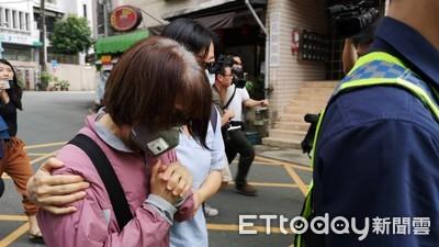 江明學孤身住台北 姊姊雙手合十悲痛認屍