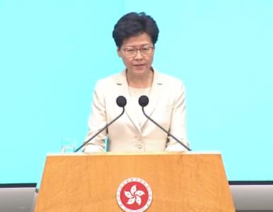 林鄭月娥承諾:不會貿然重啟修例