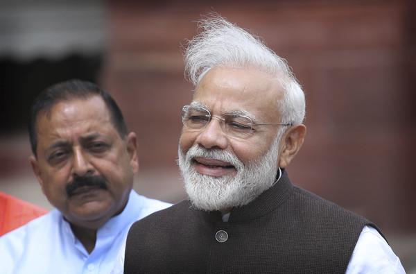 ▲▼ 印度總理莫迪(Narendra Modi)。(圖/達志影像/美聯社)