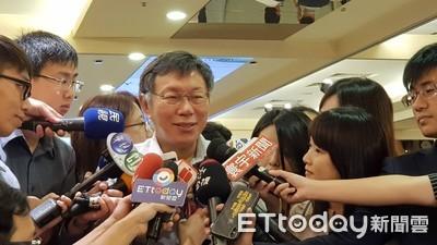 柯文哲嘆:台灣人被政治人物搞到變笨