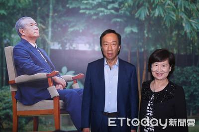 郭台銘反擊蔡英文「有錢說」:每一毛錢都是自己賺來