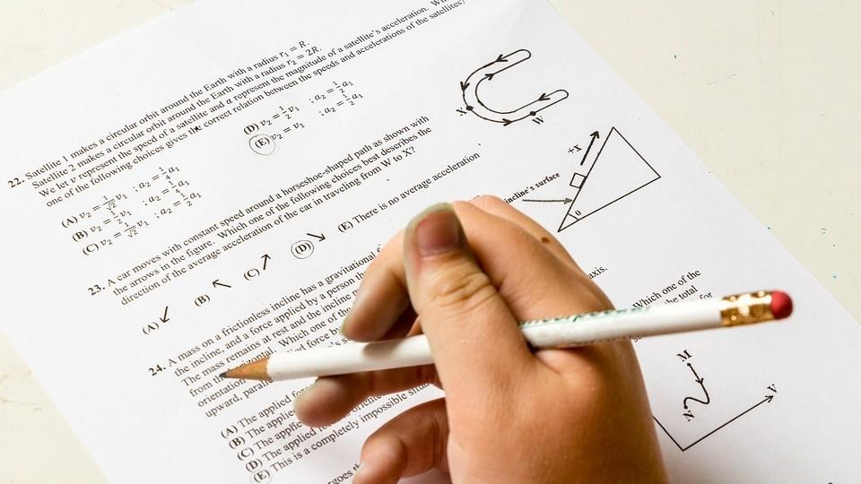 ▲▼考試,測驗。(圖/免費圖庫Pixabay)