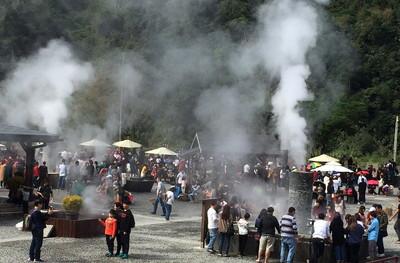 宜蘭第1季觀光遊客人次 成長12.08%