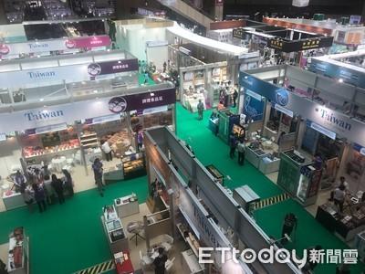 台北國際食品展台灣館開幕