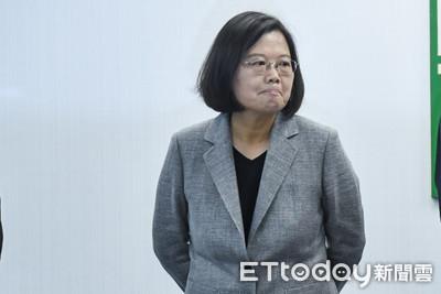 小英批韓:市長忙選總統是權力中毒