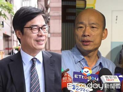 陳其邁酸韓國瑜:仰頭射穿雲箭 不如低頭做市政