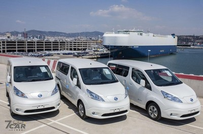 Nissan e-NV200歐洲接單破萬張
