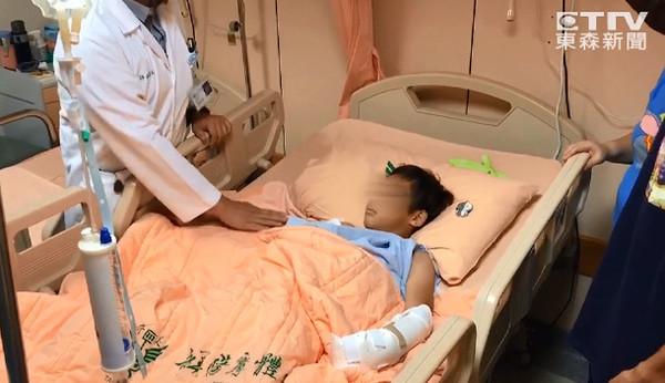洗手台爆裂!台南10歲男童「斷8條血管神經」 媽含淚:他臉發白要閉上眼