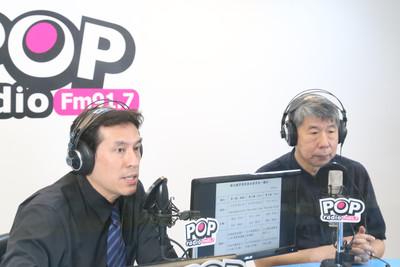 張亞中:郭韓可能落入民進黨設定結構