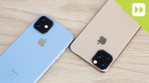 ▲▼史上最醜iPhone 11來了!最新相機配件大曝光 「方形三鏡頭」成定局。(圖/翻攝YouTube/Mobile Fun)