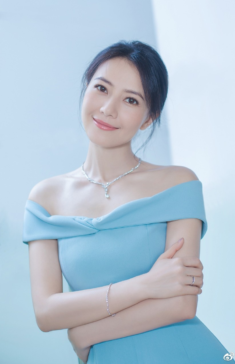 ▲劉亦菲奪直男女神排行榜冠軍。(圖/翻攝自微博)