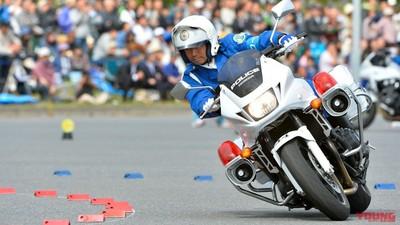 日本最強重機警察白鳥隊技巧公開