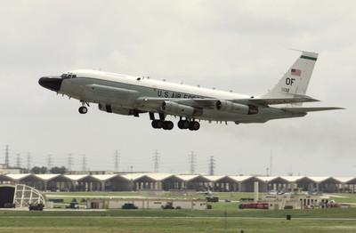 習金會前夕 美軍機飛越首爾上空