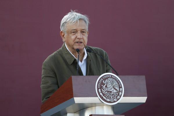 ▲墨西哥總統羅培茲․歐布拉多表示,通過《美墨加協議》,好比給他們吃了一顆定心丸。(圖/達志影像/美聯社)