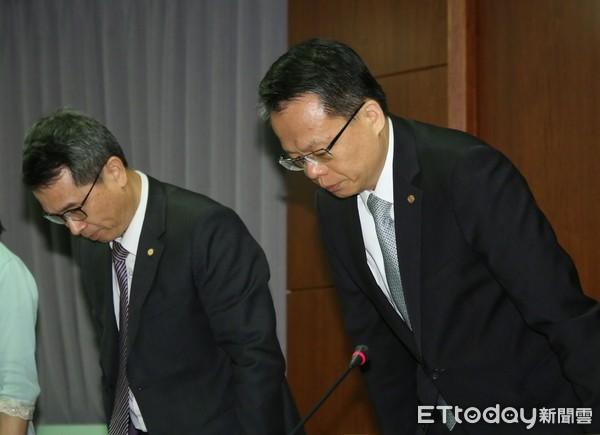 ▲▼長榮公司針對罷工事件召開記者會。(圖/記者屠惠剛攝)