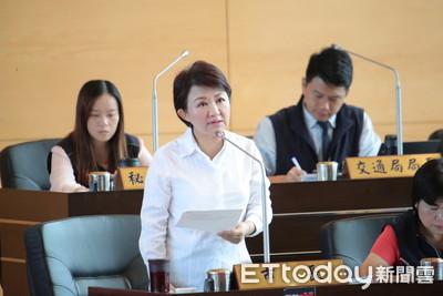 網路黑盧 盧秀燕:市長選舉已結束