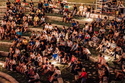 台中歌劇院「戶外劇場」免費看