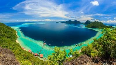 房仲跨足觀光旅遊業 買下沙巴「絕美必去島嶼」
