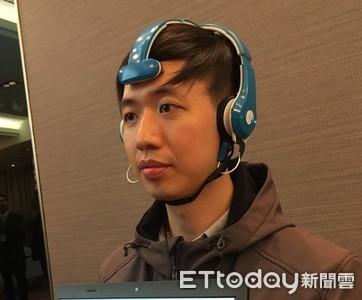 北榮研發「腦波帽」提早偵測偏頭痛