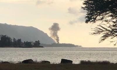 夏威夷高空跳傘飛機墜毀9死