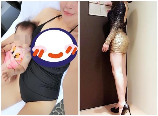 超強美女媽! 生完2年還能「親餵全母奶」…曬爆量深E雪球:超母湯