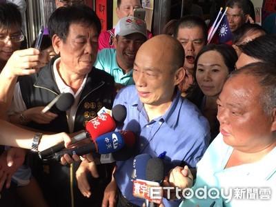 韓國瑜拜會顏清標 顏要求落實國道六號延伸案