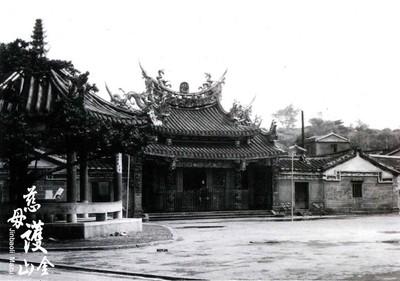 金包里慈護宮列為歷史建築