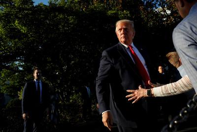 川普專訪:彈劾我更容易贏得連任