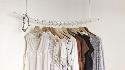 斷捨離從衣櫃開始! 活用整理「C/K/T三區」上季買的新衣馬上找到