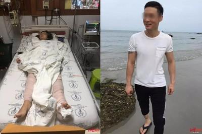孕婦被老公推下懸崖 婆婆:沒死幹嘛報警