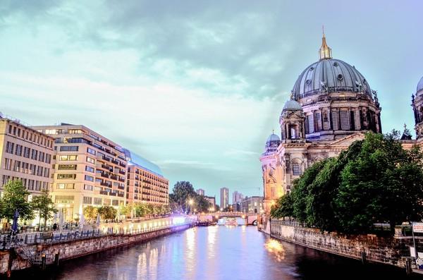 ▲▼德國柏林。(圖/取自免費圖庫Pixabay)