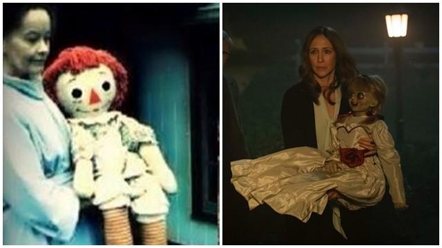 「安娜貝爾娃娃」真的存在!受害者被掐脖、滿身抓痕 本尊這裡還看得到