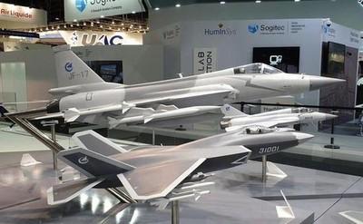 殲-31放棄下代艦載機爭奪?