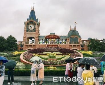 控上海迪士尼禁帶飲食 女大生獲補償210元