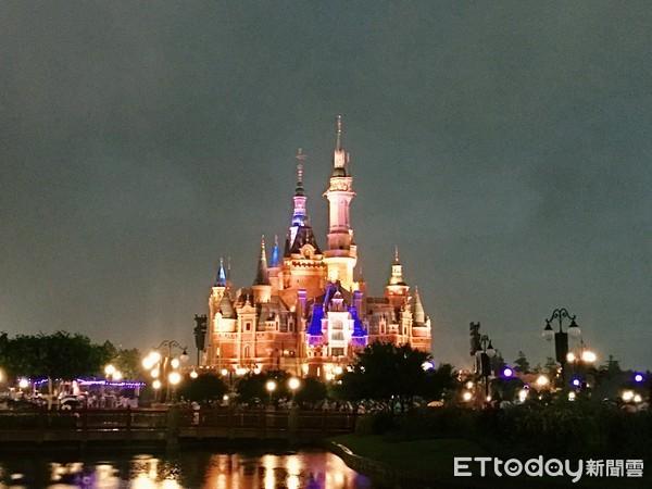 ▲▼上海迪士尼。(圖/記者謝璩安攝)