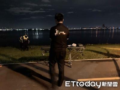 釣客夜釣見浮屍 警消查驗身分中