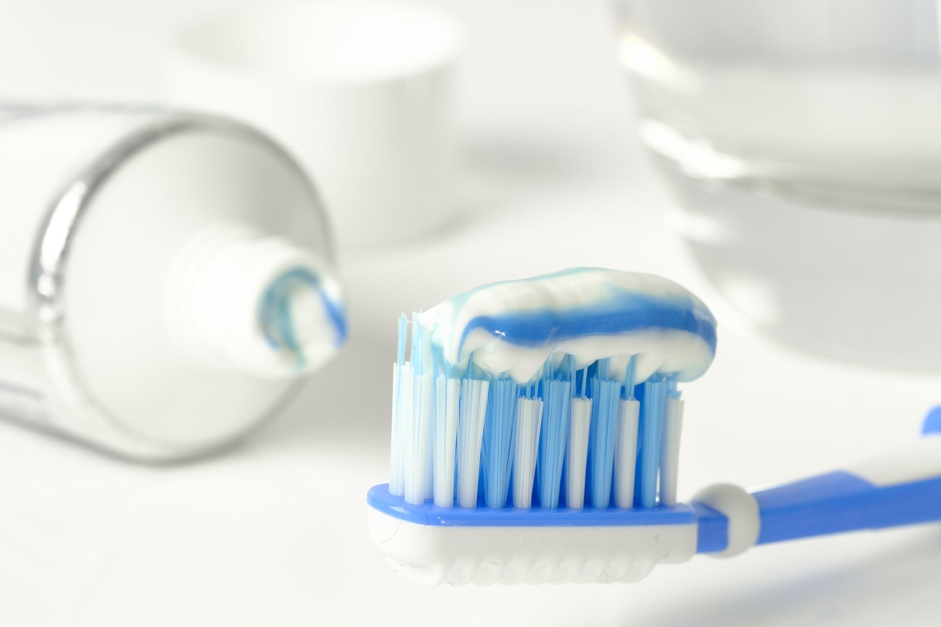 ▲刷牙,牙刷,牙膏。(圖/取自免費圖庫Pixabay)