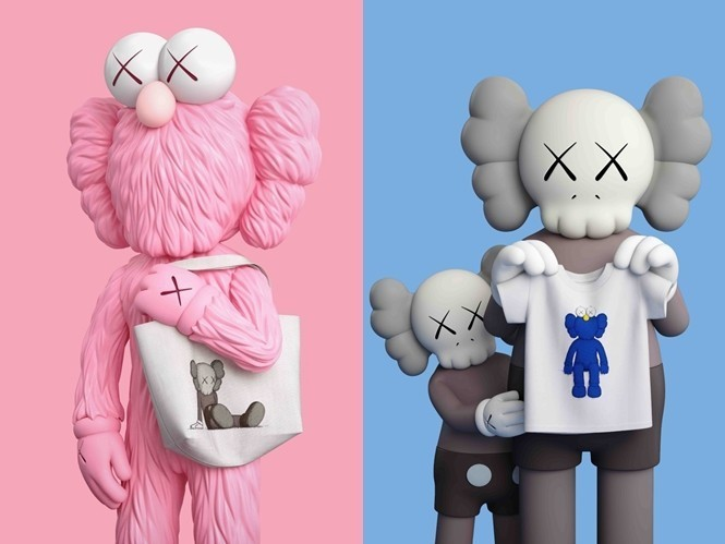▲Kaws:Holiday Japan。(圖/翻攝自IG@kaws、DING DONG宅配便、Kaws:Holiday Japan、Uniqlo、品牌提供)