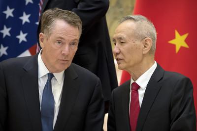 快訊/劉鶴與美方貿易代表通話:對9月徵稅進行交涉