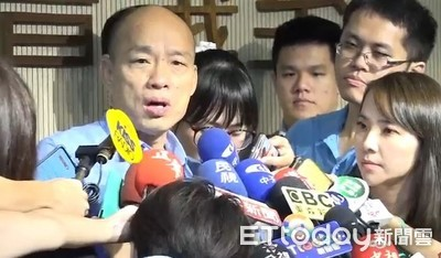 陳其邁拿「心經」酸 韓國瑜:重視登革熱