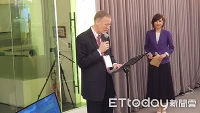 AIT處長酈英傑:福衛七號發射見證美台伙伴關係 台灣能為國際貢獻很多
