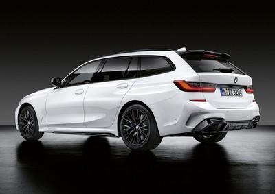 BMW公布新車型M Performace套件