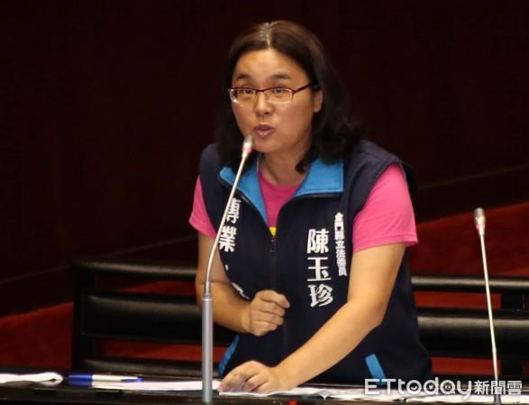 稱陸客來金門是「我們去北京中央爭取的」 陳玉珍遭來賓爆氣撻伐