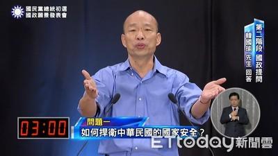「別忘了你是市長」 陳其邁提醒韓國瑜:不管塞子棋子請多注意蚊子