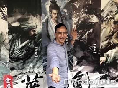 朱立倫神比喻:韓國瑜像韋小寶 郭台銘是「這位」